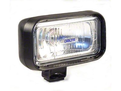 Delta 5.75x3 in. 410 Series Flex Xenon Driving Light - Pair