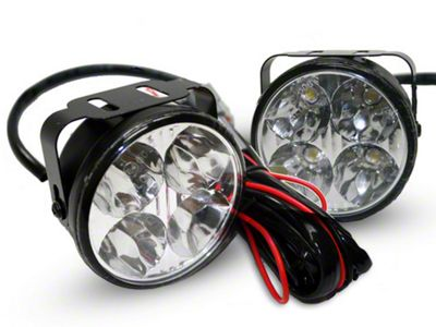 Delta LED Back-Up Light Kit