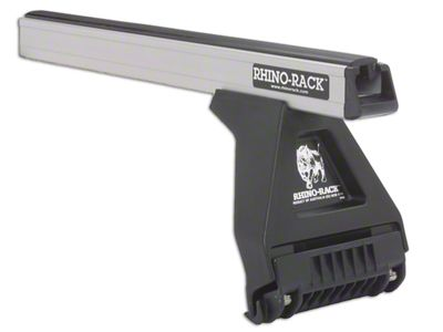 Rhino-Rack Heavy Duty RL150 3-Bar Roof Rack - Silver (09-14 F-150 SuperCab)