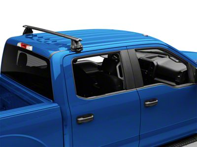 Rhino-Rack Vortex 2500 1-Bar Roof Rack - Black (15-19 F-150 SuperCrew)