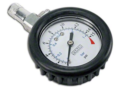 Viair 1.5 in. Tire Gauge - 0-100 PSI