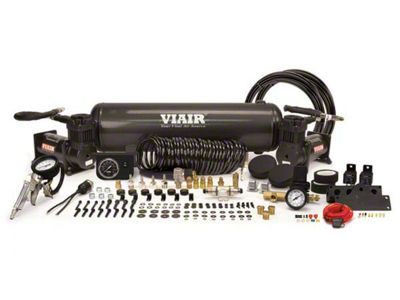 Viair Dual 380C Onboard Air System (97-18 F-150)