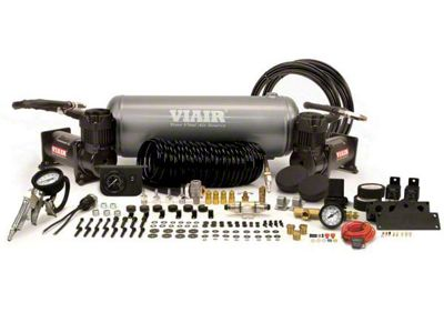 Viair Dual 400C Onboard Air System (97-18 F-150)