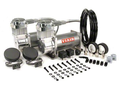 Viair Dual Stealth Black 380C Air Compressors