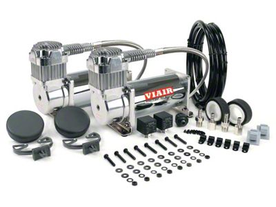 Viair Dual Stealth Black 400C Air Compressors