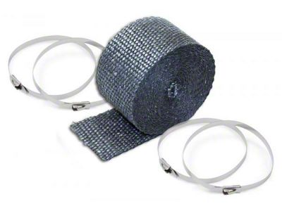 Titanium Pipe Wrap - 2 in. Wide x 25 ft. Roll (97-19 F-150)