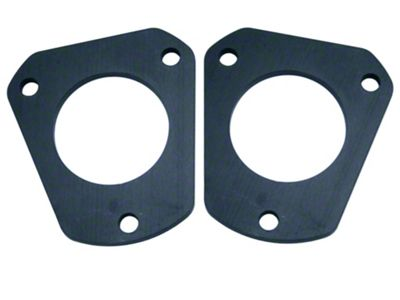 Excel Suspension 0.50-0.75 in. Lift Billet Aluminum Strut Trim Spacer (04-19 2WD/4WD F-150, Excluding Raptor)