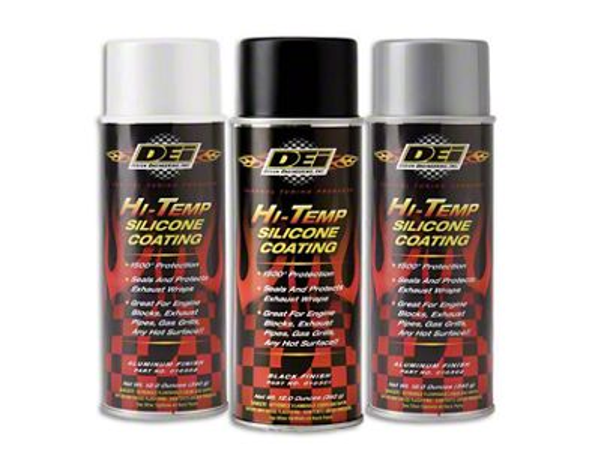 DEI Hi-Temp Slicone Coating - Assortment Case - 2 of Each Color (97-18 F-150)