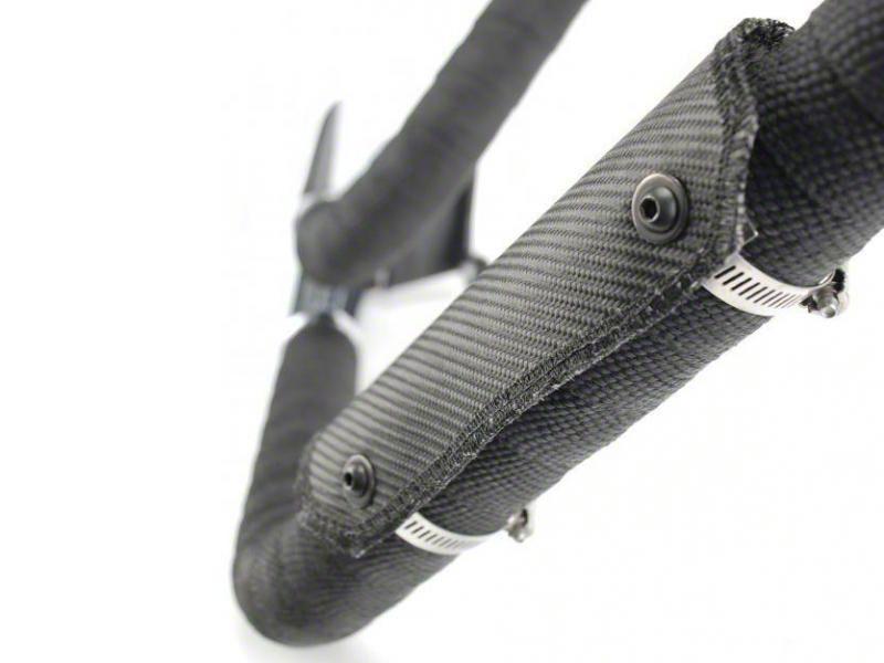 DEI ONYX Series Pipe Shield (97-18 F-150)