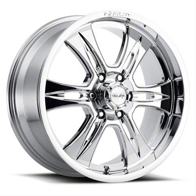 Shelby CS46 Chrome 6-Lug Wheel - 20x9 (04-19 F-150)