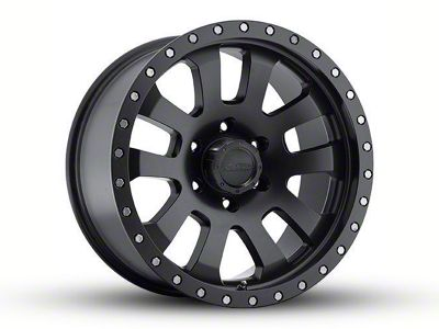 Pro Comp Helldorado Matte Black 6-Lug Wheel - 20x9.5 (04-18 F-150)