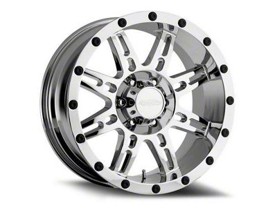 Pro Comp Series 6631 Chrome 6-Lug Wheel - 20x9 (04-18 F-150)