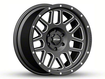 Pro Comp Vertigo Satin Black Milled 6-Lug Wheel - 18x9 (04-18 F-150)