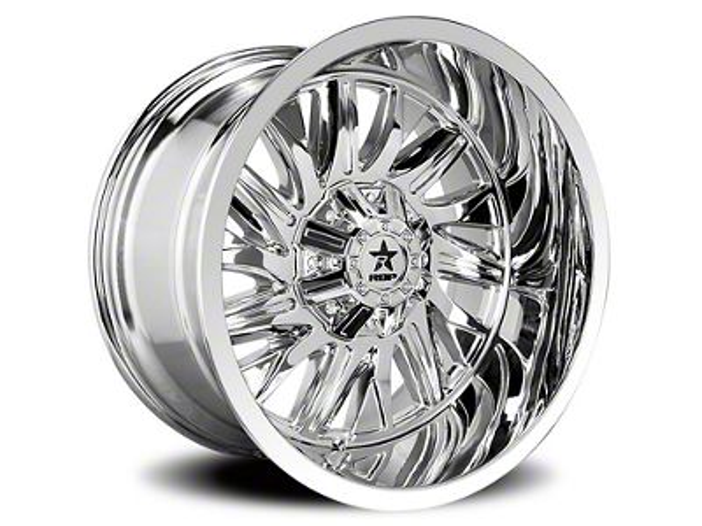 RBP 75R Batallion Chrome 6-Lug Wheel - 20x12 (04-19 F-150)