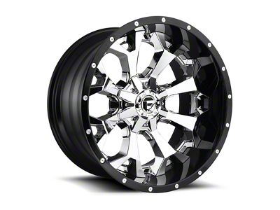 Fuel Wheels Assault Chrome 6-Lug Wheel - 22x12 (04-19 F-150)