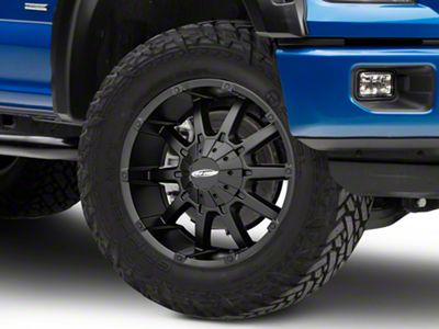 Pro Comp 10 Gauge Satin Black 6-Lug Wheel - 20x9 (04-18 F-150)