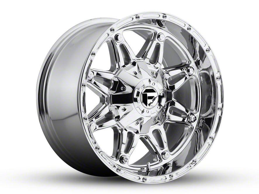 Fuel Wheels Hostage Chrome 6-Lug Wheel - 17x8.5 (04-18 F-150)