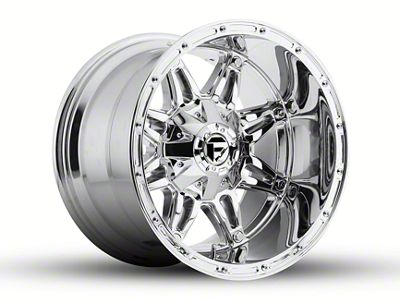 Fuel Wheels Hostage Chrome 6-Lug Wheel - 18x12 (04-19 F-150)