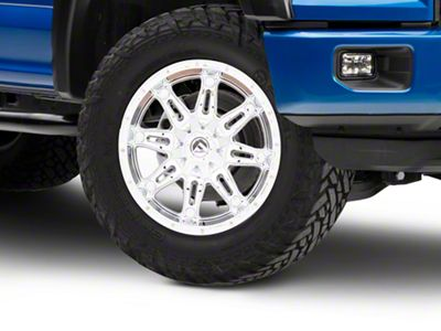 Fuel Wheels Hostage Chrome 6-Lug Wheel - 20x10 (04-19 F-150)