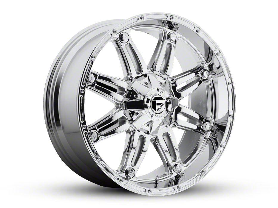 Fuel Wheels Hostage Chrome 6-Lug Wheel - 22x9.5 (04-18 F-150)