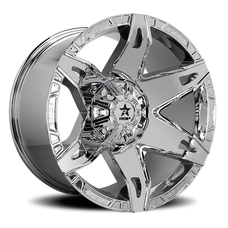 RBP 70R Quantum Chrome 6-Lug Wheel - 20x10 (04-19 F-150)