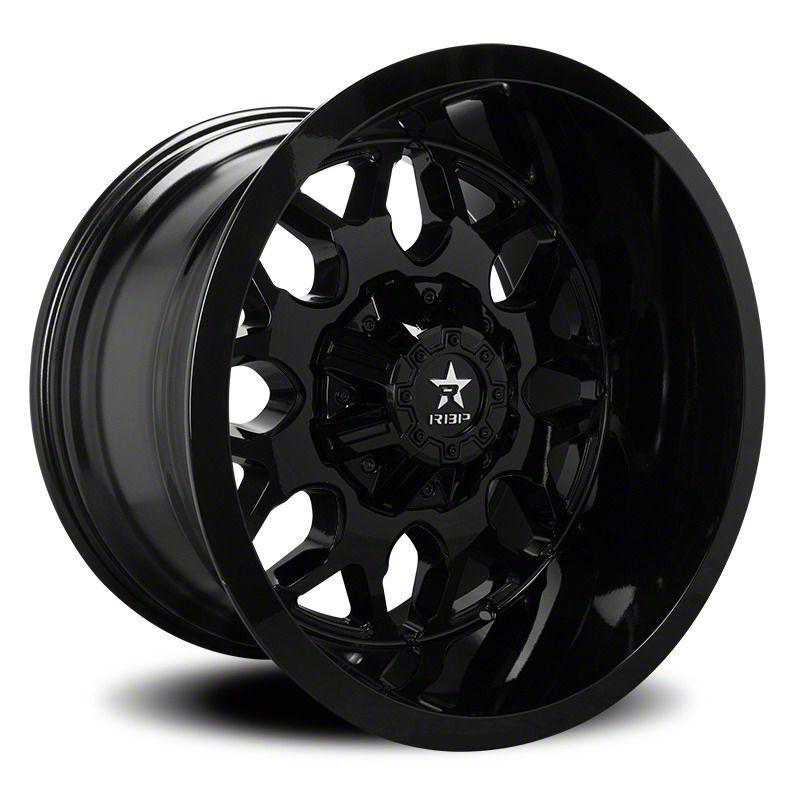 RBP 73R Atomic Gloss Black 6-Lug Wheel - 20x10 (04-19 F-150)