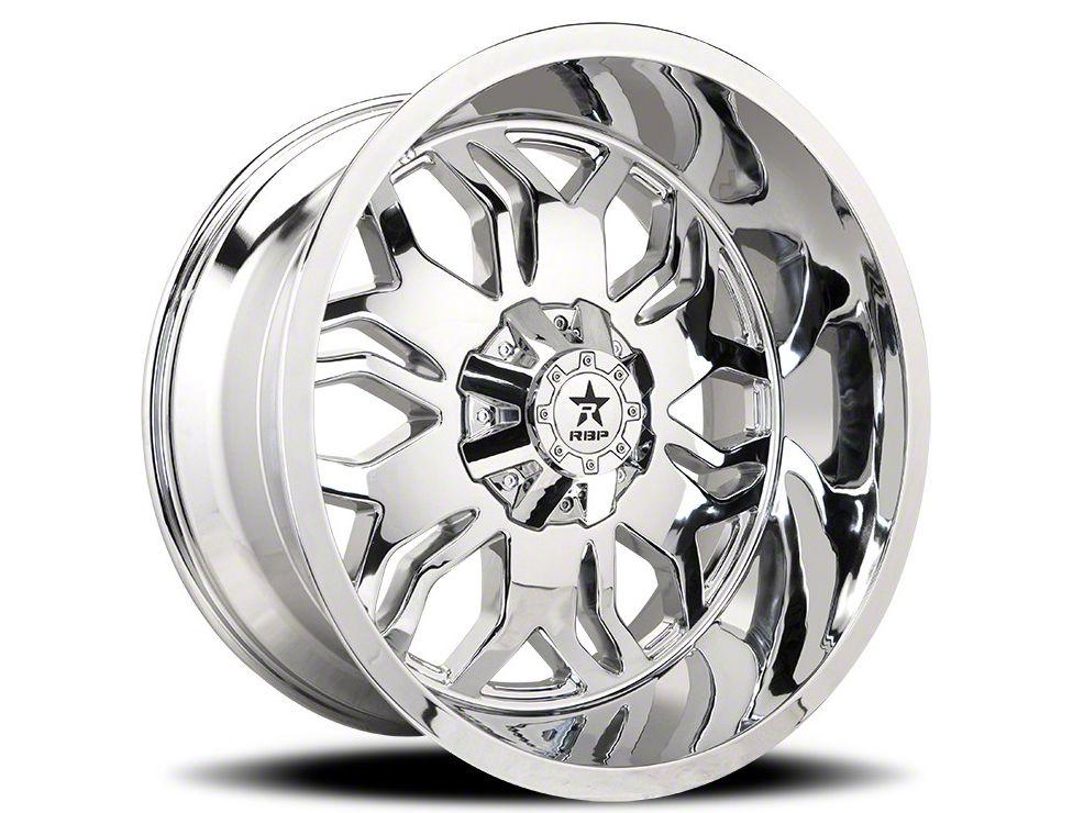 RBP 87R Blade Chrome 6-Lug Wheel - 24x12 (04-18 F-150)