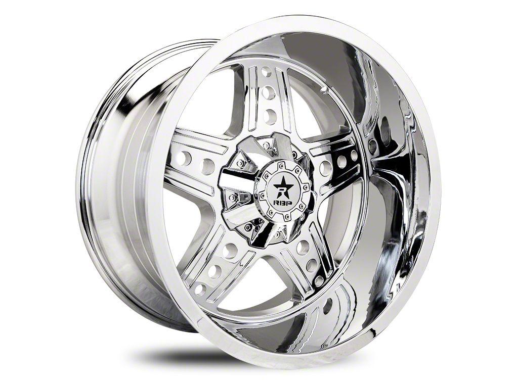 RBP 90R Colt Chrome 6-Lug Wheel - 22x12 (04-19 F-150)