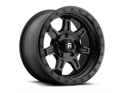 Fuel Wheels JM2 Matte Black 6-Lug Wheel - 20x9 (04-18 F-150)