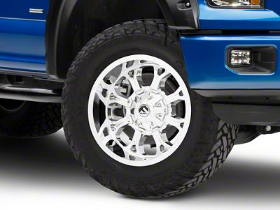 Fuel Wheels Krank Chrome 6-Lug Wheel - 20x10 (04-18 F-150)