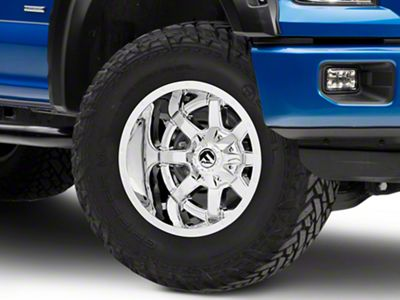 Fuel Wheels Maverick Chrome 6-Lug Wheel - 18x12 (04-18 F-150)