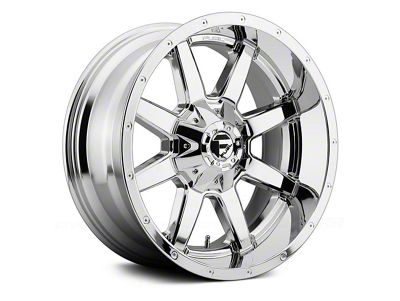 Fuel Wheels Maverick Chrome 6-Lug Wheel - 20x10 (04-18 F-150)