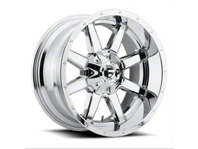 Fuel Wheels Maverick Chrome 6-Lug Wheel - 20x12 (04-18 F-150)