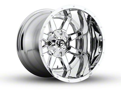 Fuel Wheels Maverick Chrome 6-Lug Wheel - 20x14 (04-18 F-150)
