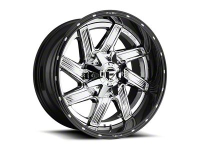 Fuel Wheels Moab Chrome 6-Lug Wheel - 20x12 (04-18 F-150)