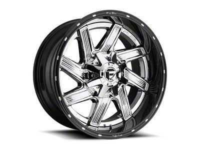 Fuel Wheels Moab Chrome 6-Lug Wheel - 22x12 (04-18 F-150)