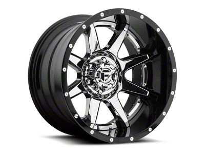 Fuel Wheels Rampage Chrome 6-Lug Wheel - 20x10 (04-18 F-150)