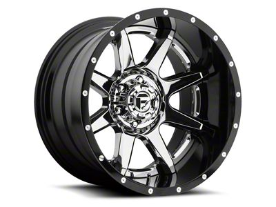Fuel Wheels Rampage Chrome 6-Lug Wheel - 22x10 (04-19 F-150)