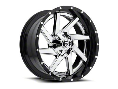 Fuel Wheels Renegade Chrome 6-Lug Wheel - 20x10 (04-18 F-150)