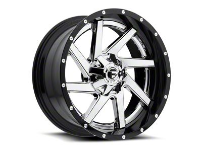 Fuel Wheels Renegade Chrome 6-Lug Wheel - 20x14 (04-18 F-150)