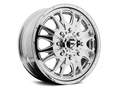 Fuel Wheels Throttle Chrome 6-Lug Wheel - 18x10 (04-18 F-150)