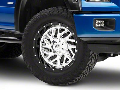 Fuel Wheels Triton Chrome 6-Lug Wheel - 20x10 (04-18 F-150)