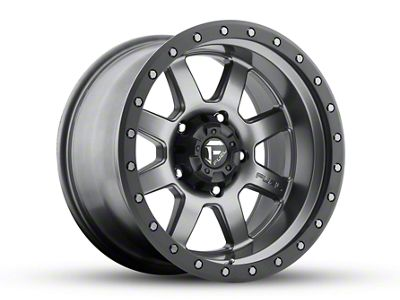 Fuel Wheels Trophy Gun Metal 6-Lug Wheel - 18x10 (04-19 F-150)