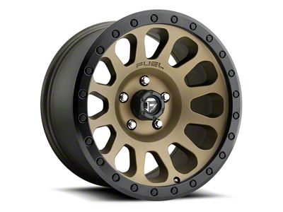 Fuel Wheels Vector Bronze 6-Lug Wheel - 20x9 (04-18 F-150)