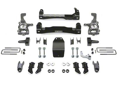 Fabtech 4 in. Basic Lift System (17-19 F-150 Raptor)