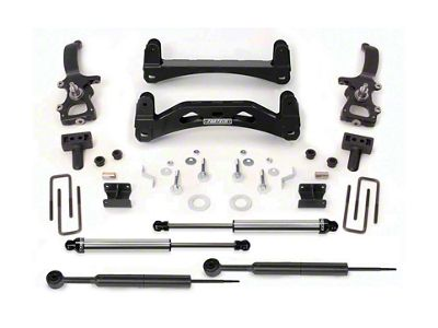 Fabtech 6 in. Basic Lift System w/ Dirt Logic SS Shocks (04-08 2WD F-150)