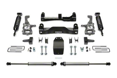 Fabtech 4 in. Performance Lift System w/ Dirt Logic Coilovers & Shocks (09-14 4WD F-150 SuperCab, SuperCrew, Excluding Raptor)