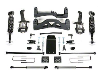 Fabtech 6 in. Performance Lift System w/ Dirt Logic SS Coilovers & Shocks (09-13 4WD F-150 SuperCrew, Excluding Raptor)