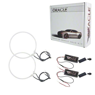 Oracle CCFL Projector Headlight Halo Conversion Kit (13-14 F-150 w/ Factory Projectors/HIDs)