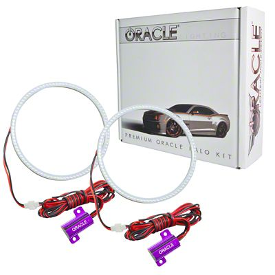 Oracle Plasma Projector Headlight Halo Conversion Kit (13-14 F-150 w/ Factory Projectors/HIDs)